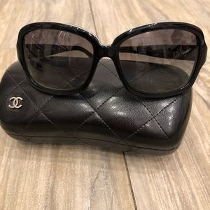 Chanel sunglasses 58/15 #5143